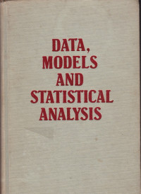 Image of Data, Models and Statistical Analysis